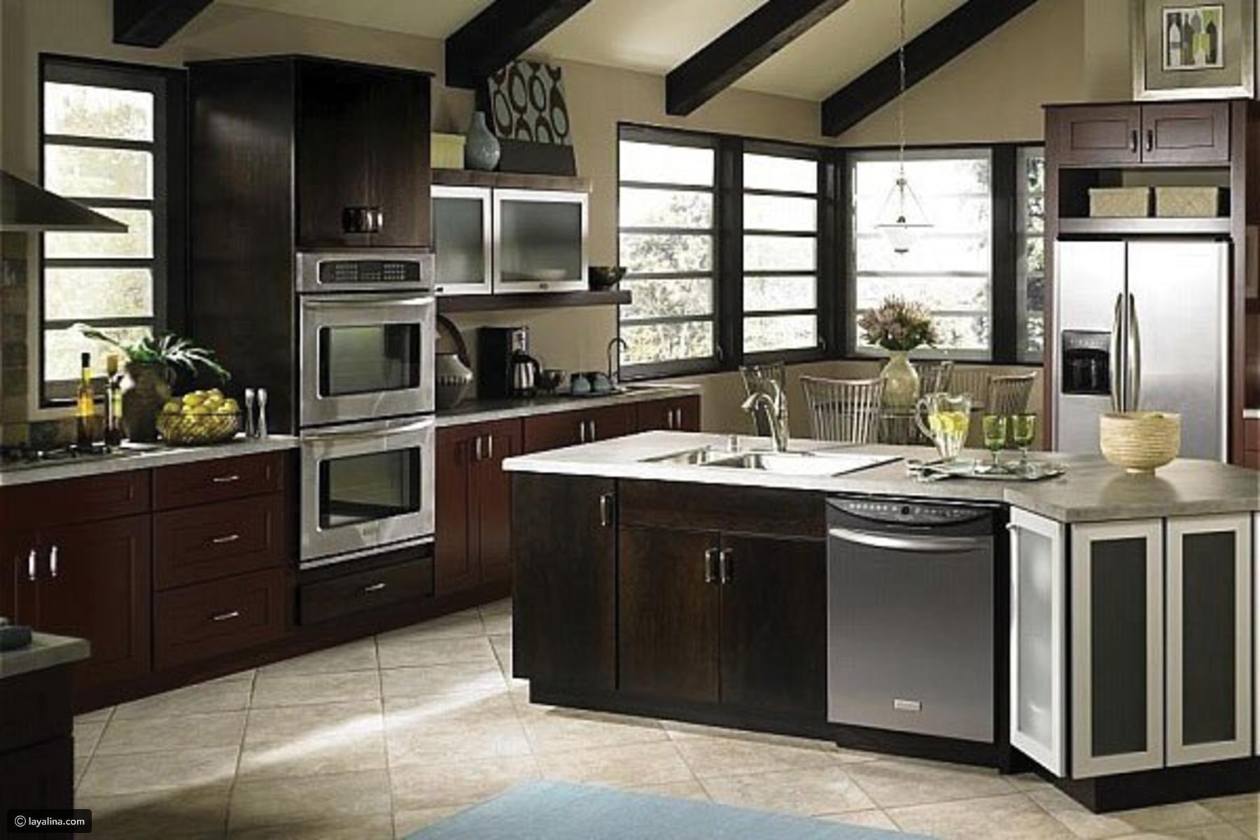 بالصور ديكور مطبخ , صممي مطبخك على ذوقك انتي وزوجك 5276