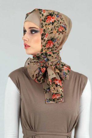 صورة فساتين تركية للمحجبات , احلي لبس تركي