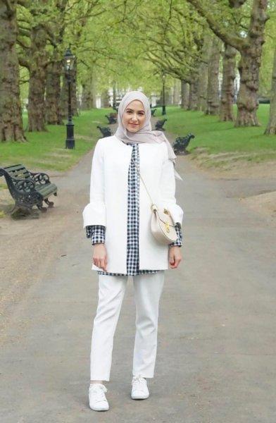 بالصور موديلات حجابات جزائرية مخيطة , افضل صور لمحجبات 5773 10