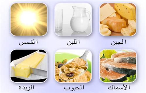 صور مصادر فيتامين د , كل ما يخص فيتامين د