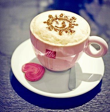 بالصور صباح الخير قهوة , كلمات صباح الخير 5794 7