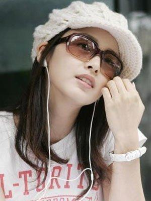 بالصور بنات كوريات كيوت بالنظارات , اجمل وارق البنات فى كوريا 6724 5