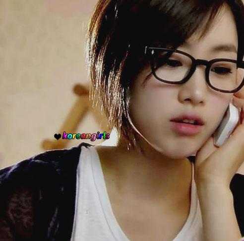 بالصور بنات كوريات كيوت بالنظارات , اجمل وارق البنات فى كوريا 6724 8