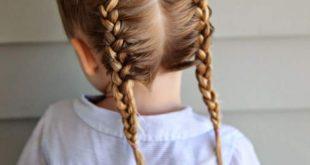 صورة تسريحات شعر للاطفال , اجمل فورم الشعر للقمرات الصغار