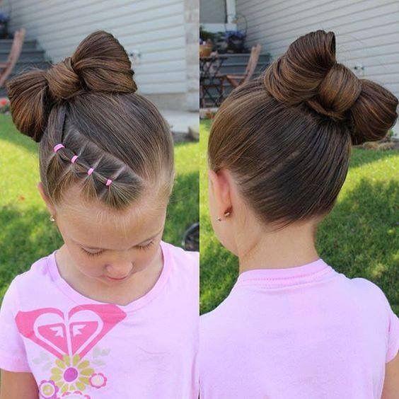 بالصور تسريحات شعر للاطفال , اجمل فورم الشعر للقمرات الصغار 6734 2