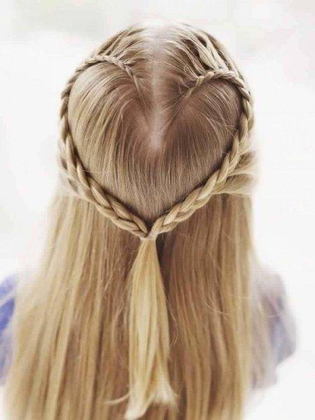 بالصور تسريحات شعر للاطفال , اجمل فورم الشعر للقمرات الصغار 6734 3