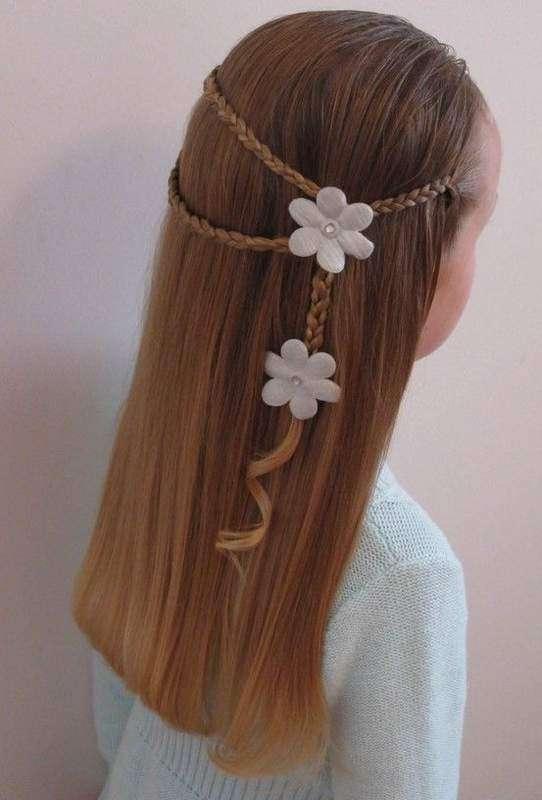 بالصور تسريحات شعر للاطفال , اجمل فورم الشعر للقمرات الصغار 6734 8