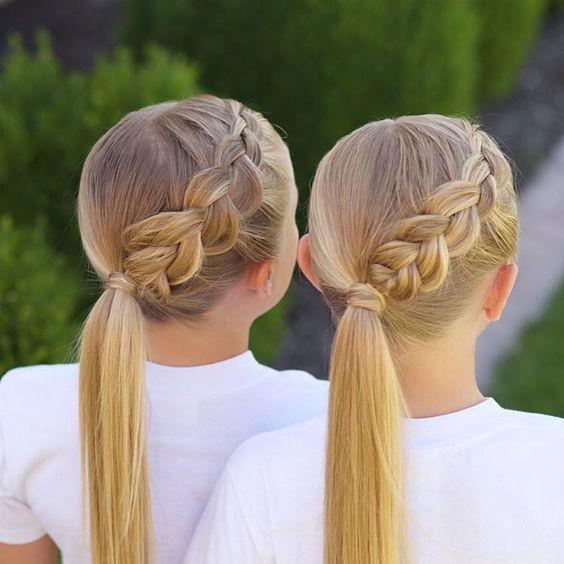 بالصور تسريحات شعر للاطفال , اجمل فورم الشعر للقمرات الصغار 6734 9