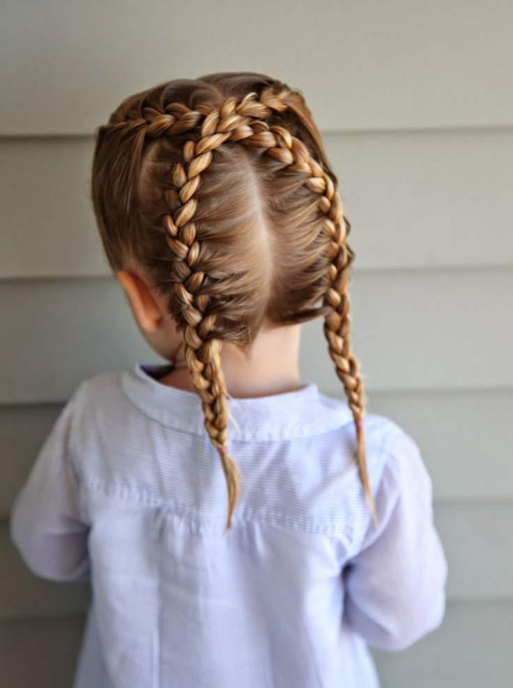 بالصور تسريحات شعر للاطفال , اجمل فورم الشعر للقمرات الصغار 6734