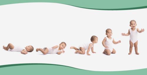 صور تطور الطفل , نمو الاطفال الصغار