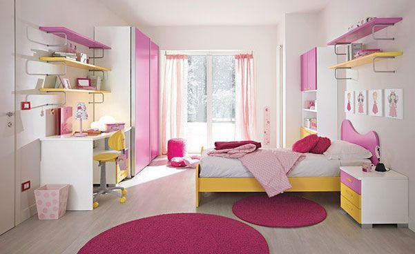 بالصور ديكورات غرف اطفال , احدث ديكورات غرف البنات 3693 8