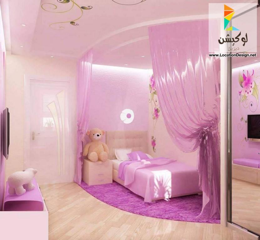 بالصور ديكورات غرف اطفال , احدث ديكورات غرف البنات 3693