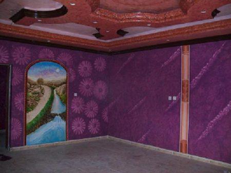 بالصور ديكور جدران , ديكور جدران لطلاء المنازل 3793 42