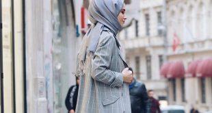 صور ملابس شتوية للمحجبات , اجمل الملابس الشتويه