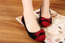 صورة احذية فلات , احدث احذيه فلات