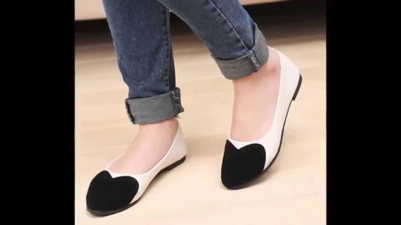 بالصور احذية فلات , احدث احذيه فلات 4266 3