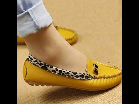 بالصور احذية فلات , احدث احذيه فلات 4266 5