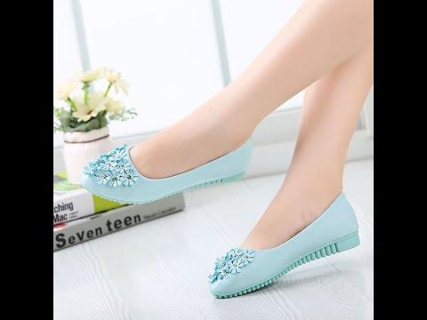 بالصور احذية فلات , احدث احذيه فلات 4266 7