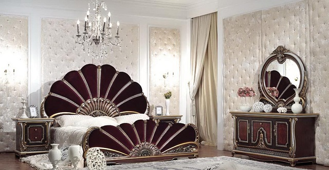 بالصور غرف نوم للعرسان كامله , صور غرف نوم للعرسان 4373 14