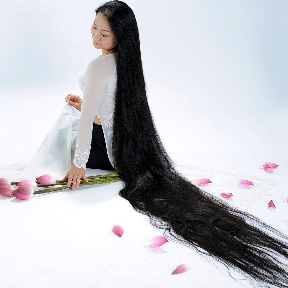 صورة خلطات تطويل الشعر , وصفات مجربة لتطويل الشعر