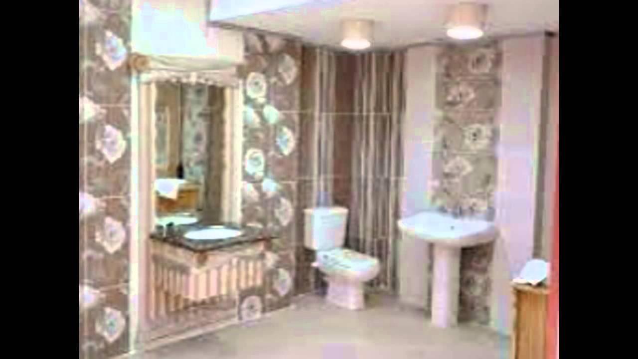 صورة ديكور حمامات سيراميك , اجمل ديكورات حمامات 4622 2