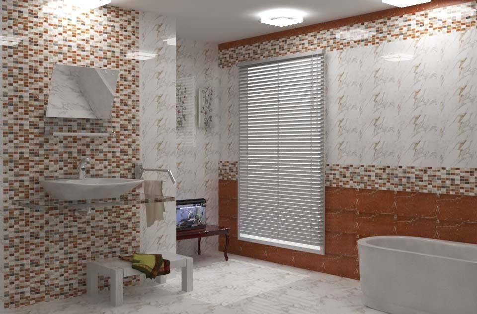 صورة ديكور حمامات سيراميك , اجمل ديكورات حمامات 4622