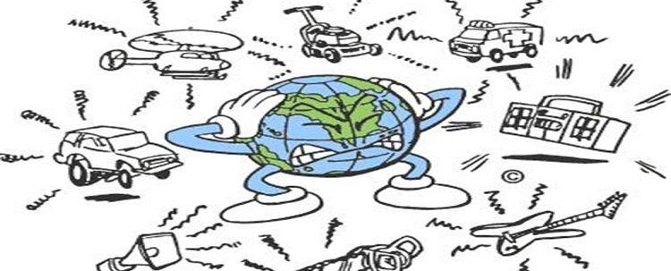 موضوع عن التلوث البيئي