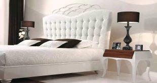 صورة غرف نوم بيضاء , صور غرف نوم باللون الابيض
