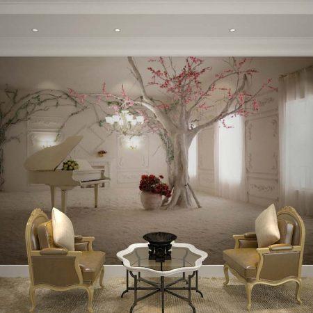 بالصور اشكال ورق جدران , تصاميم ورق حائط جميله 5840 2