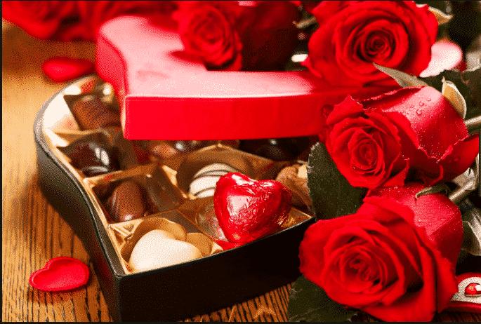 صور هدايا عيد الحب خلفيات للحب رائعه رمزيات