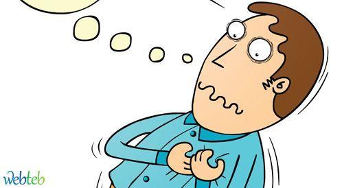 صور اعراض الذبحة الصدرية , ما هي الذبحه الصدريه