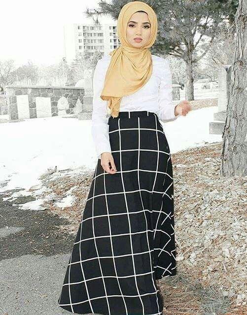 صورة اشيك ملابس محجبات , اجمل واجدد الموديلات لملابس المحجبة