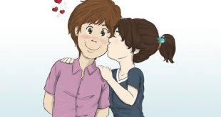صورة كيف تجعل الولد يحبك بجنون , خطوات تجعل الولد يعشقك