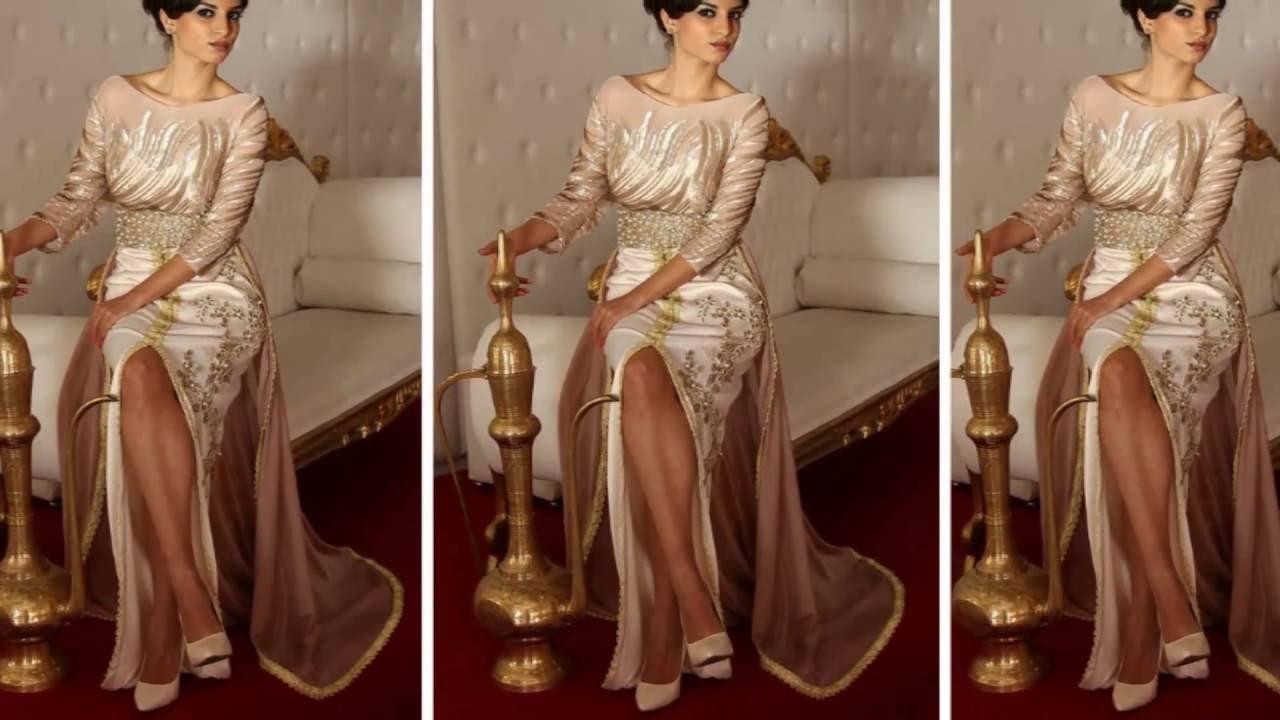 بالصور قفطان جزائري , لباس شعبى وتقليدى 1150 1