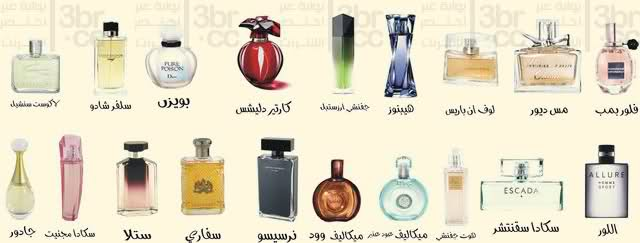 مقطع وكيل طالب وظيفة اسماء العطور العربية للنساء Alterazioni Org
