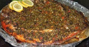 صورة طريقة عمل السمك السنجارى , لطبخ السمك السنجارى