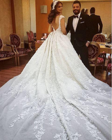 بالصور صور فساتين عروس , اجمل فساتين الاعراس 1194 1