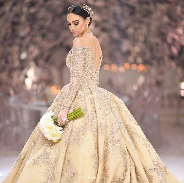 بالصور صور فساتين عروس , اجمل فساتين الاعراس 1194 3