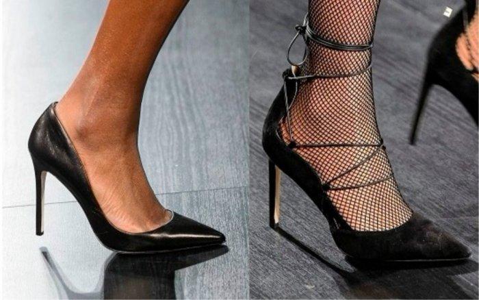 بالصور احذية كعب عالي , اشكال احذية كعب عالى 1240 1