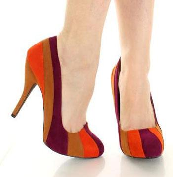 بالصور احذية كعب عالي , اشكال احذية كعب عالى 1240 7