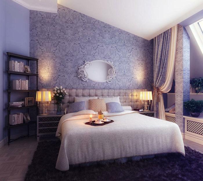 صور ورق جدران غرف نوم , اجمل اوراق جدران لغرف النوم