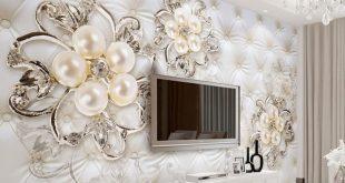 بالصور ورق جدران غرف نوم , اجمل اوراق جدران لغرف النوم 1690 12 310x165
