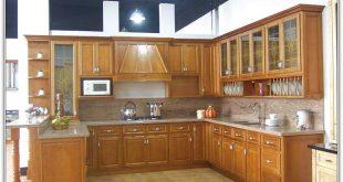 صورة صور مطابخ خشب , اجمل الصور للمطابخ الخشب