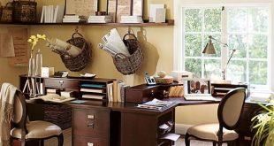 ديكورات مكاتب , افكار ديكور للمكتب