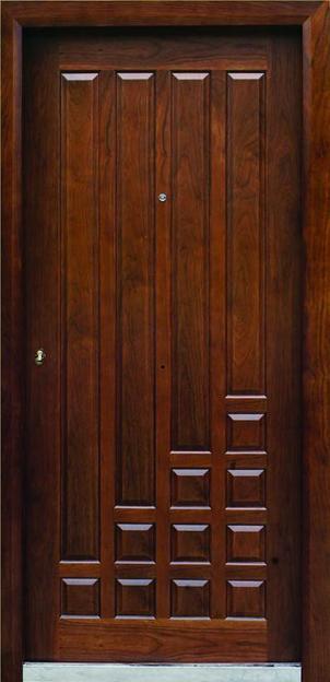 بالصور صور ابواب خشب , بعض الديكورات في الابواب الخشبيه