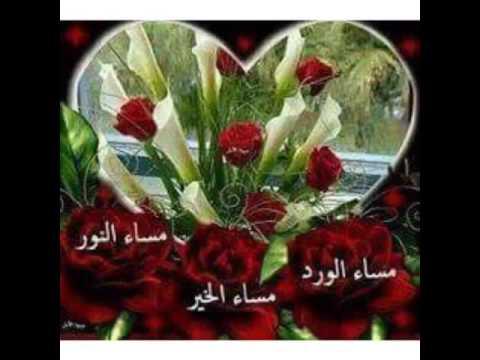 بالصور مساء الورد حبيبي , اجمل تحيات المساء 4436 3