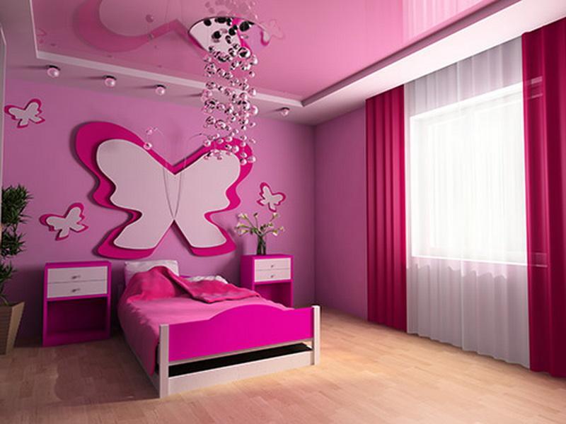 بالصور ديكور غرف نوم بنات , احدث ديكورات لغرف البنات 4509 11
