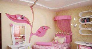 صور ديكور غرف نوم بنات , احدث ديكورات لغرف البنات
