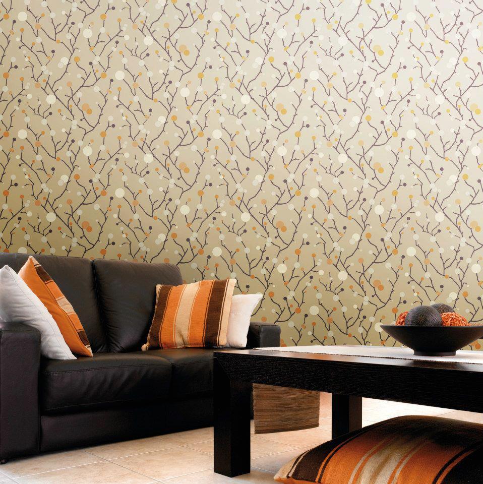 بالصور ورق جدران للمجالس , اشكال جديده و حديثه لورق الحائط لديكور المجالس 5244 10