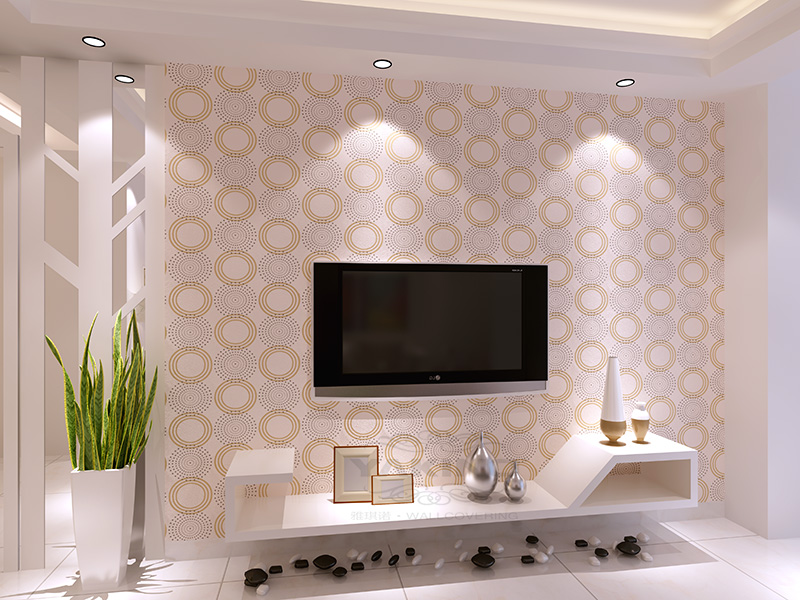 بالصور ورق جدران للمجالس , اشكال جديده و حديثه لورق الحائط لديكور المجالس 5244 5